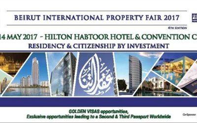 Beirut International Property Fair – May 12, 2017