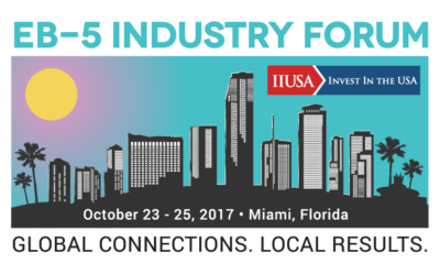 IIUSA 7th Annual EB-5 Industry Forum – October 23-25, 2017