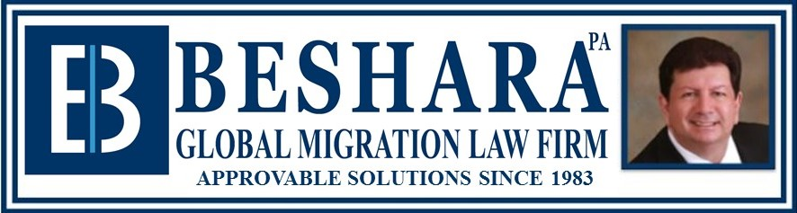 BESHARA GLOBAL MIGRATION LAW FIRM – Newsletter August 29, 2018
