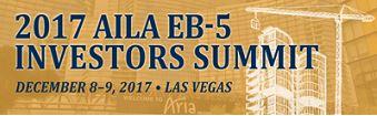 2017 AILA EB-5 Investors Summit – December 8 & 9, 2017