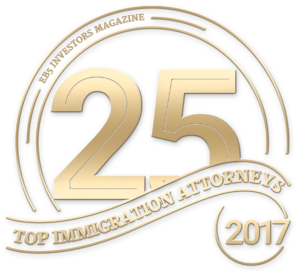 Attoreny, Immigration Attorney, Top 25 Immigration Attorney, EB5, US Visa